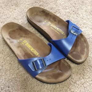 BIRKENSTOCK MADRID BLUE